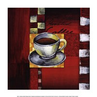Brewing Coffee Fine-Art Print