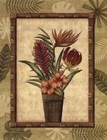 Paradisio Bouquet II Fine-Art Print