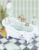 Claw Tub - mini Fine-Art Print