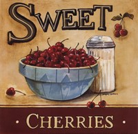 Sweet Cherries - Mini Fine-Art Print