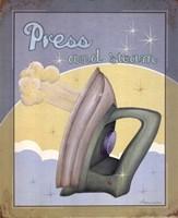 Press Fine-Art Print