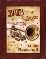 New Orleans Jazz IV Fine-Art Print