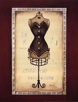 Taille de Robe II - special Fine-Art Print