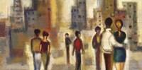 Metropolis III Fine-Art Print
