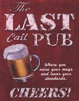 Last Call Pub Fine-Art Print