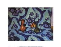 Still Life with Tablecloth Fine-Art Print