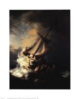 Storm on the Sea of Galilee Fine-Art Print