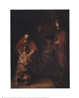 The Return of the Prodigal Son Fine-Art Print