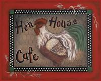 Hen House Cafe Fine-Art Print