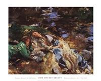 The Brook Fine-Art Print
