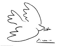 Dove of Peace Fine-Art Print