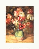 Tulips in a Vase Fine-Art Print