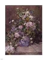 Spring Bouquet, 1866 Fine-Art Print
