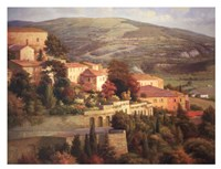 Italian Overlook Fine-Art Print