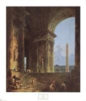 Obelisk, 1787 Fine-Art Print