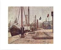 Maria At Honfleur Fine-Art Print