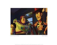 Buzz Lightyear and Woody Fine-Art Print