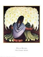 The Flower Seller Fine-Art Print