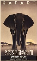 Serengeti Fine-Art Print