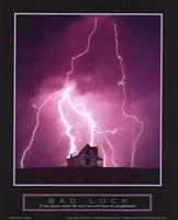 Bad Luck - Lightning Fine-Art Print