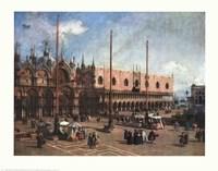 Square of St. Mark Fine-Art Print
