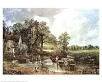 The Haywain Fine-Art Print