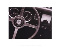 Steering Wheel Fine-Art Print