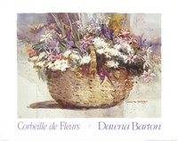 Corbeille de Fleurs Fine-Art Print