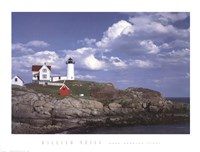 Cape Neddick Light Fine-Art Print
