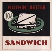 Sandwich Fine-Art Print