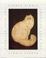 White Persian Cat Fine-Art Print