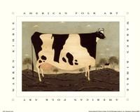 American Cow Fine-Art Print