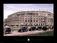 Yankee Stadium Fine-Art Print
