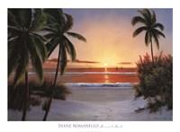 Sunset Sail Fine-Art Print
