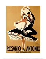 Rosario & Antonio, 1949 Fine-Art Print