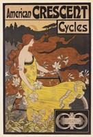 American Crescent Cycles Fine-Art Print