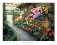 Spring Flower Market Fine-Art Print