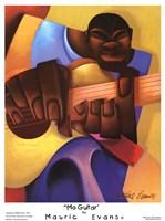 Mo' Guitar Fine-Art Print