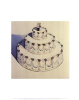 Wedding Cake 1962 Fine-Art Print