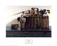 May Baskets Fine-Art Print