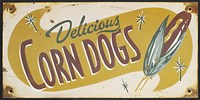 Corn Dogs Fine-Art Print