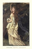 Ophelia, ca. 1865 Fine-Art Print