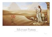 Desert Lotus Fine-Art Print