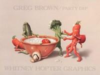 Party Dip Fine-Art Print
