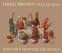 Salad Bar Fine-Art Print