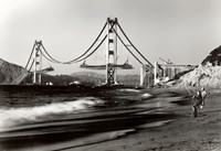 Golden Gate Fishermen, S.F. Fine-Art Print