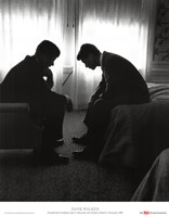 John F. Kennedy and Robert F. Kennedy Fine-Art Print