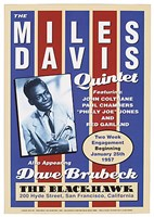 Miles Davis, 1957 Fine-Art Print