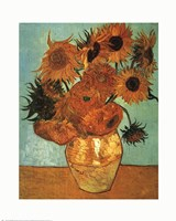 Sunflowers No 2 Fine-Art Print