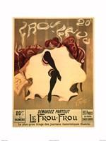 Le Frou-Frou, c.1900 Fine-Art Print